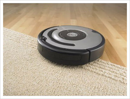 iRobot 560 Roomba Vacuuming Robot