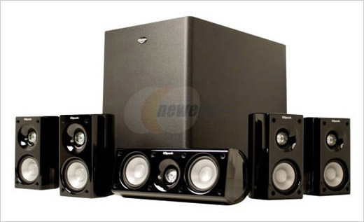 Klipsch HD 500 Hi-Def Theater System