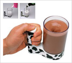 Moo Mixer Self Stirring Mug