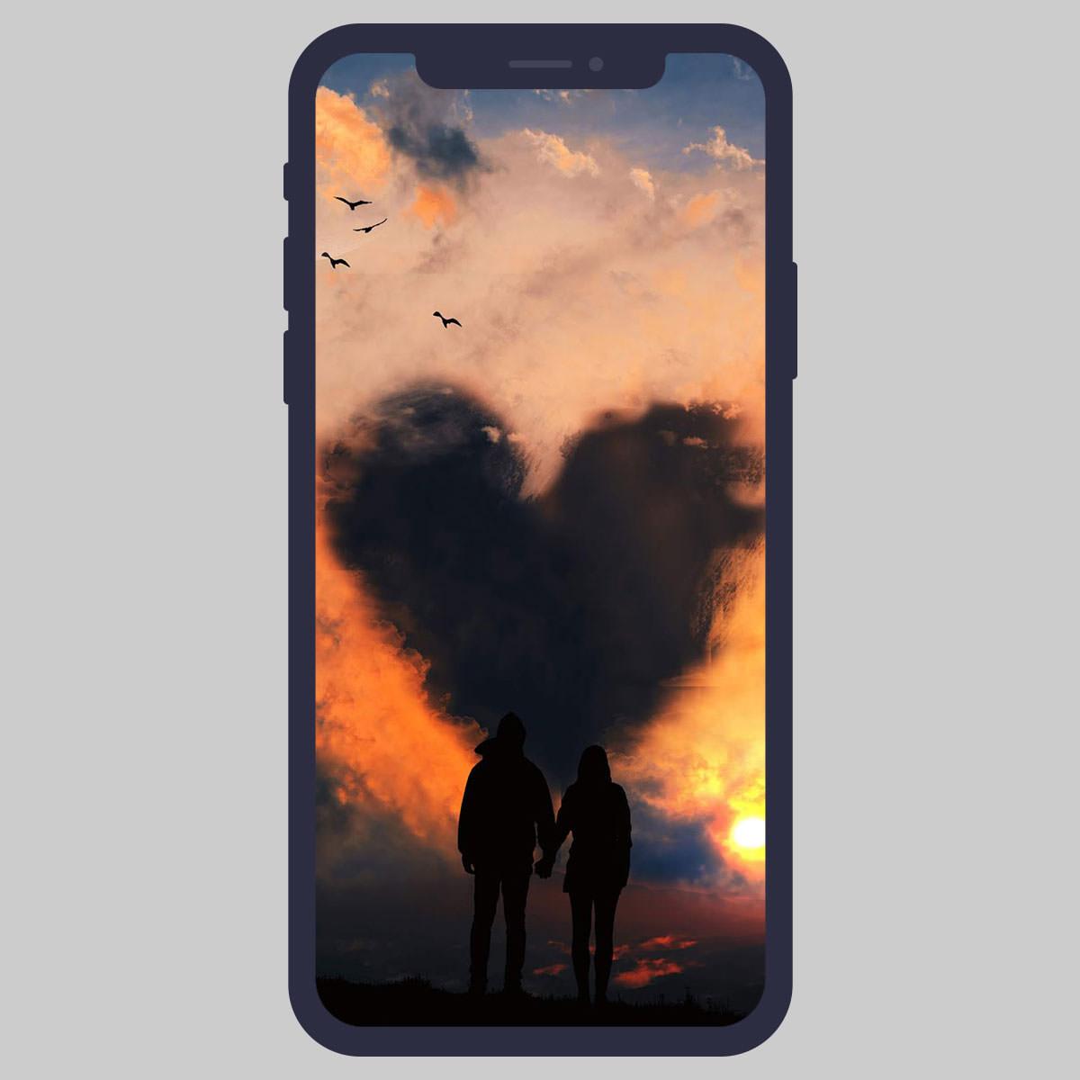 valentines mobile wallpaper