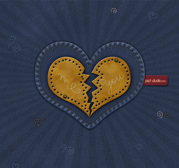 valentines photoshop tutorial