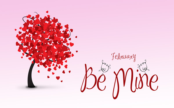 50 Wallpapers for Valentine\'s Day - Hongkiat