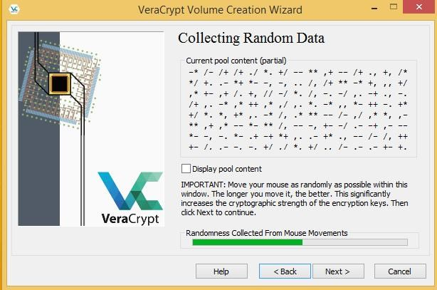 Generate random data