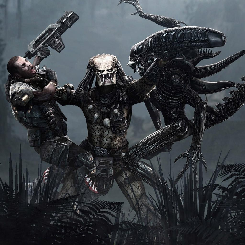 Download Wallpaper High Quality Video Game - aliens-vs-predator  2018_991665.jpg