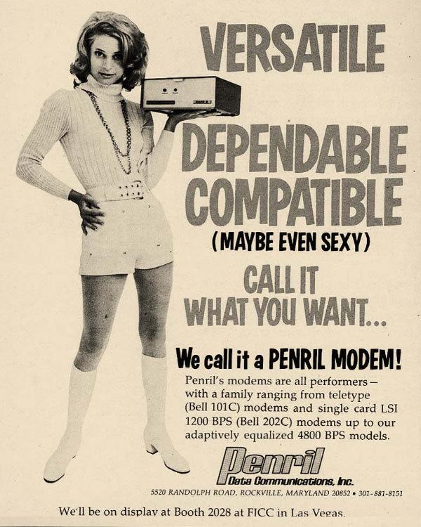 Sexy Penril Modem