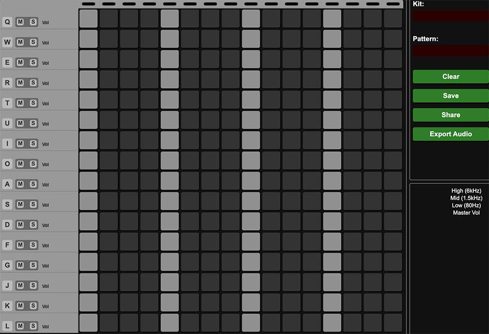 Patternsketch