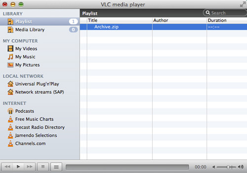 VLC Archive