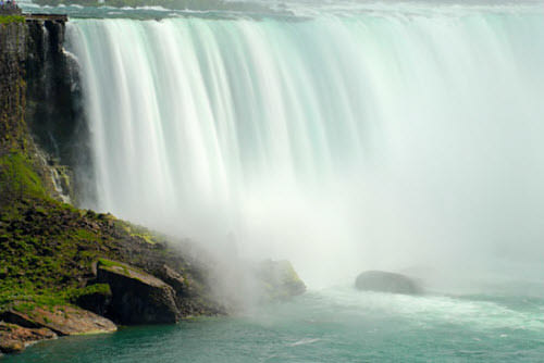 create silky smooth waterfalls