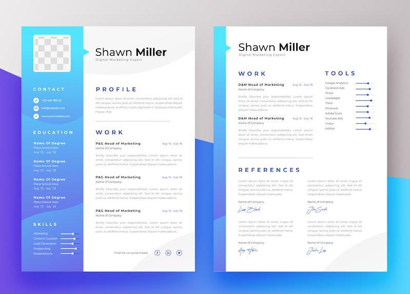 adaptable resume