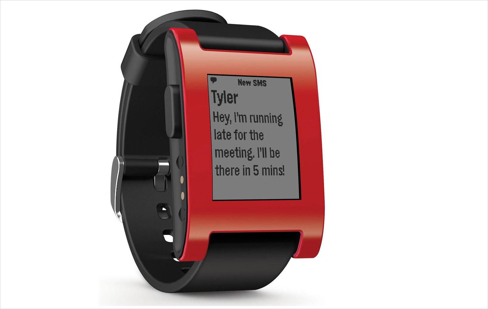 Pebble-Watch-For-Smartphones
