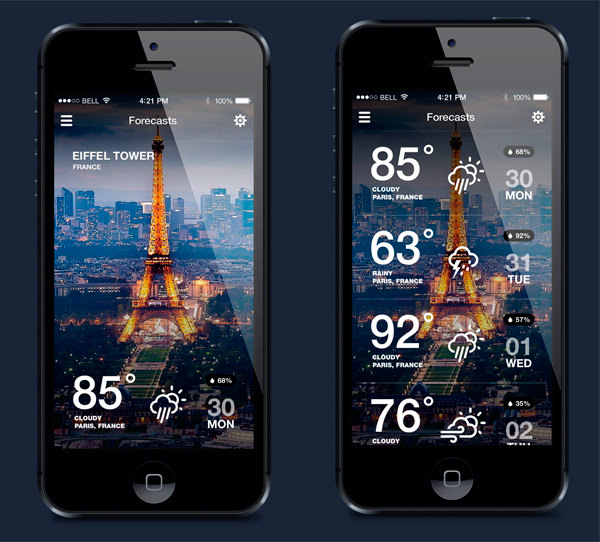 weather-mobile-apps