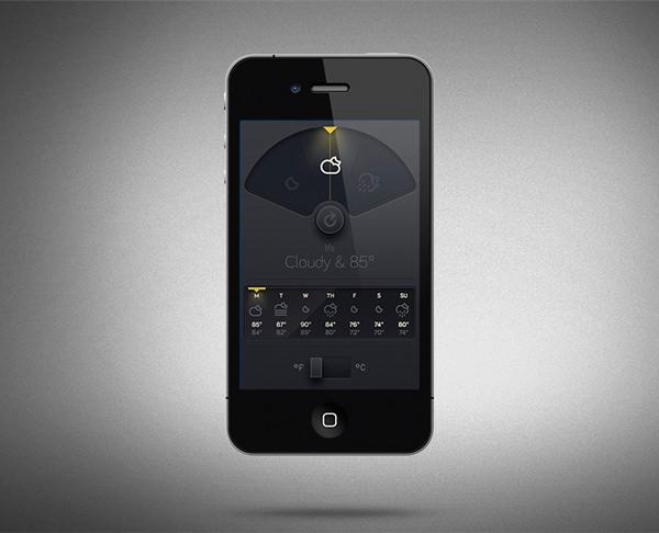 weather-night-app