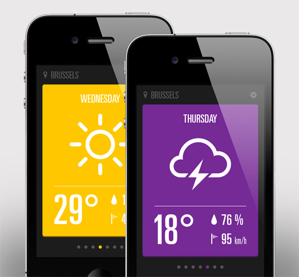 weather-app-design