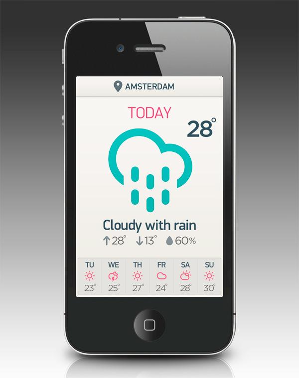 simple-weather-app-ui