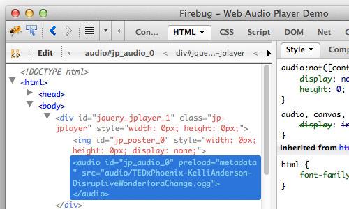 firebug-audio-html5
