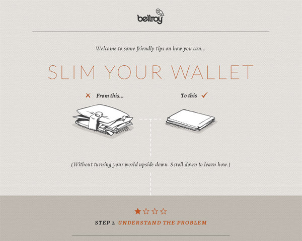 Bellroy: Slim Your Wallet