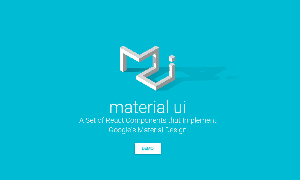 Material UI open source