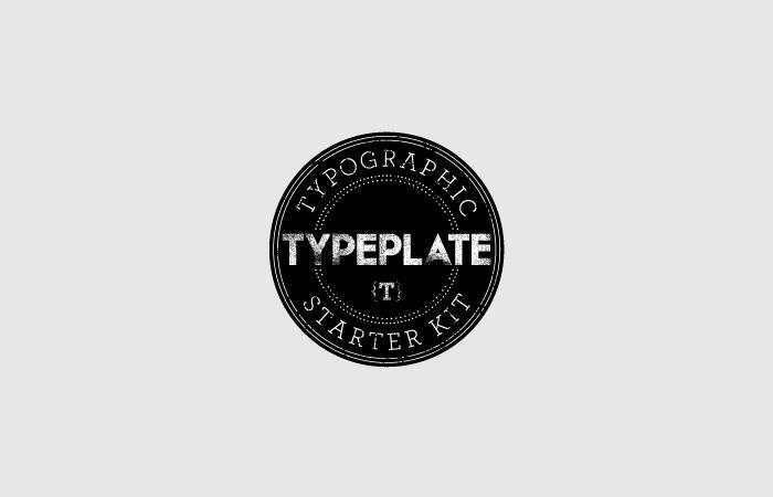 Typeplate