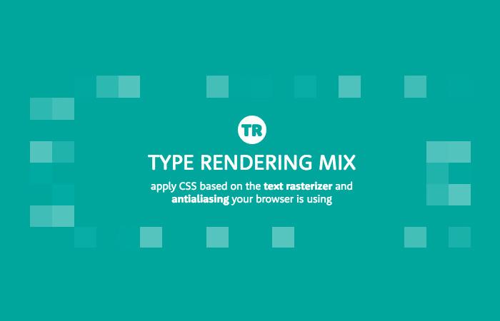TypeRendering