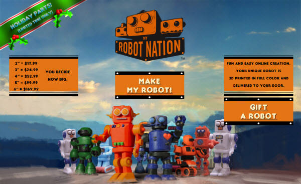 my robot nation