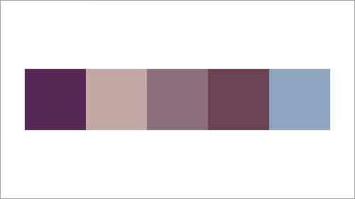 fuji colors
