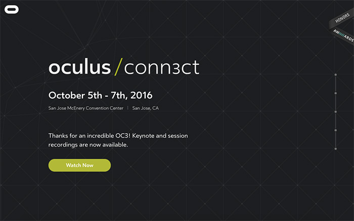 oculusconnect