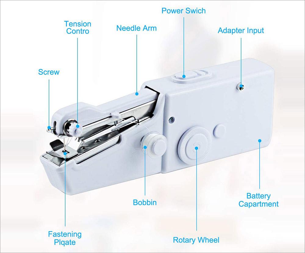 Mini-Electric-Sewing-Machine