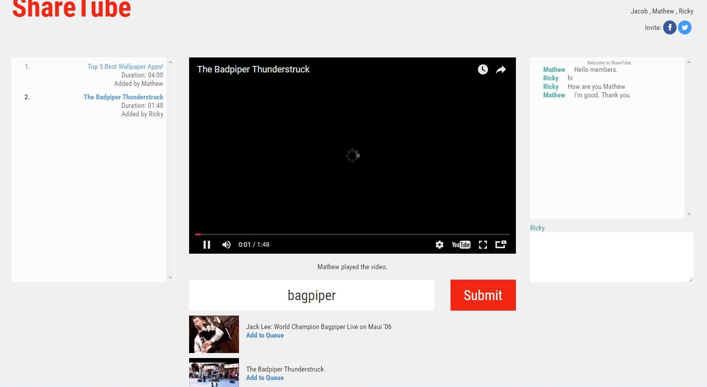 Adding More Videos