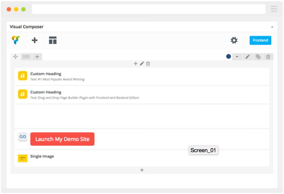 build website rapidly