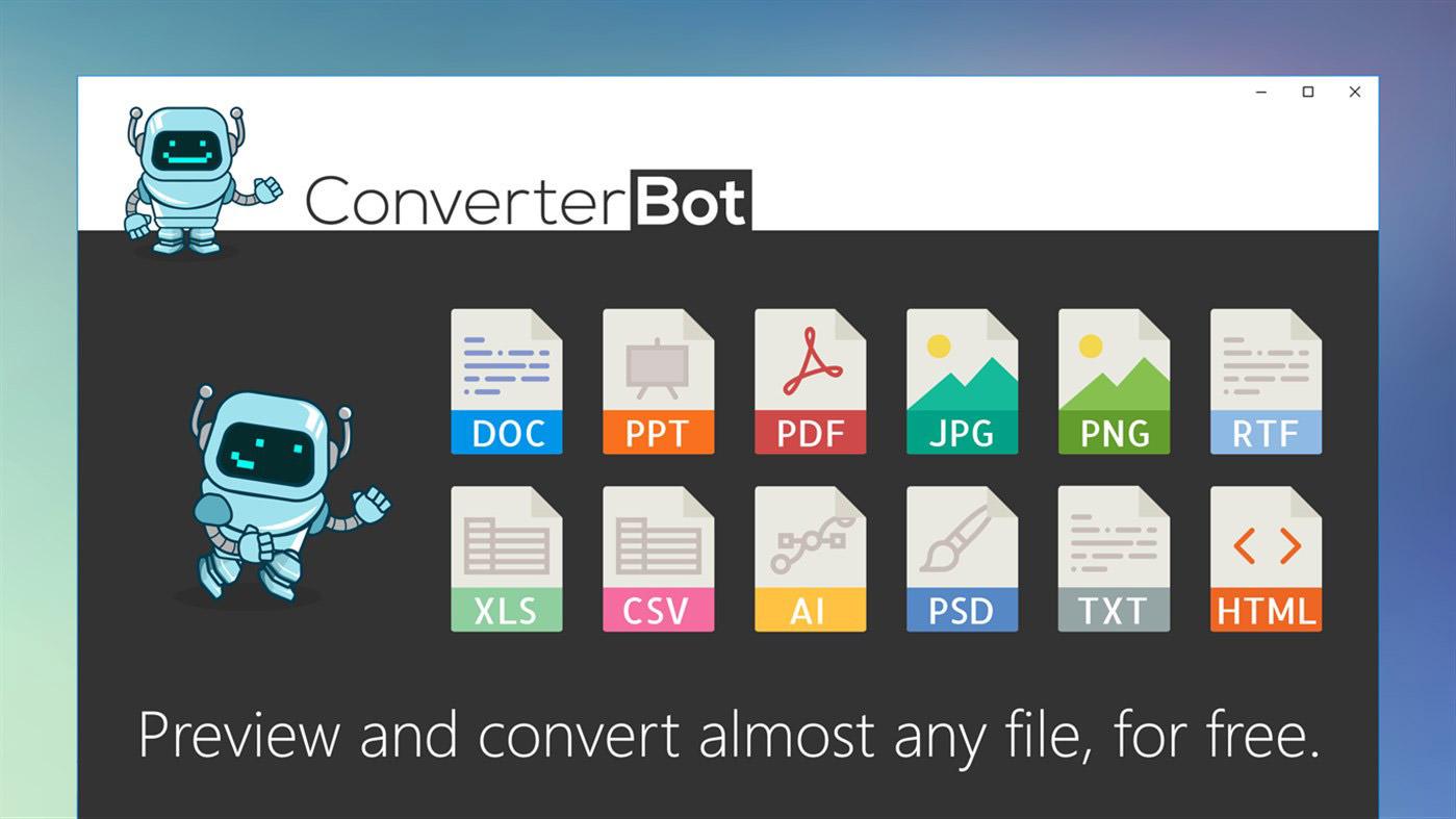 Convertor-Bot