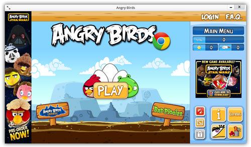 Pokki Angry Birds
