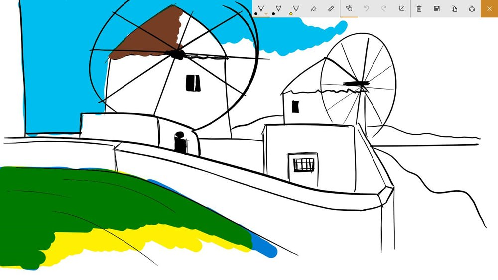 Windows Ink Sketchpad|601pxx338px