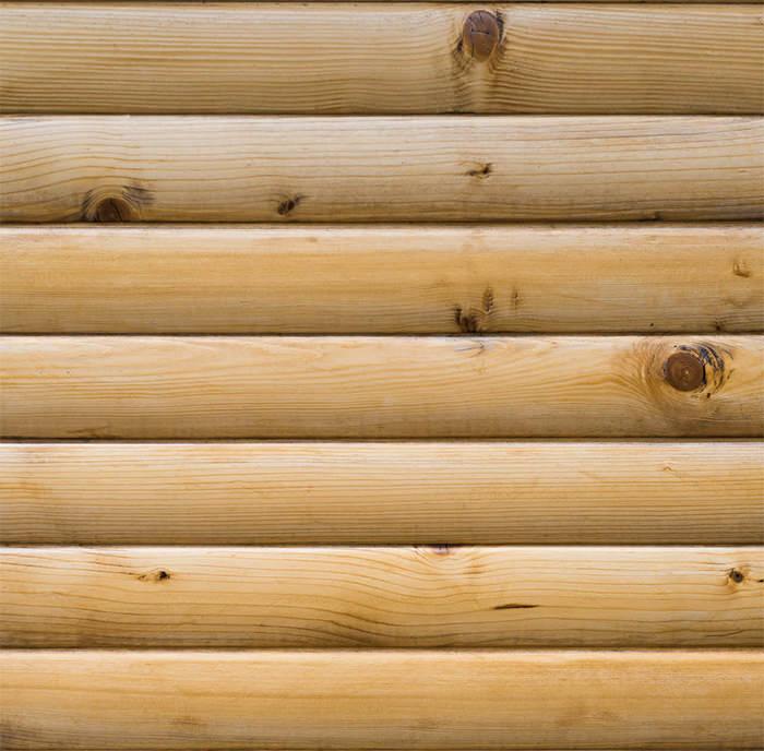 Log Cabin Wall Texture