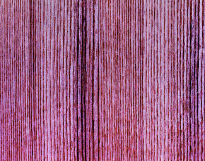 Wood Stained With Pink