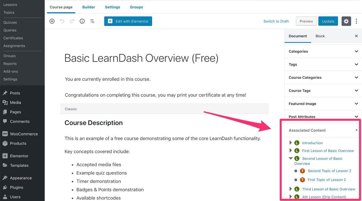 LearnDash aide à monétiser les cours