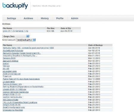 backupify