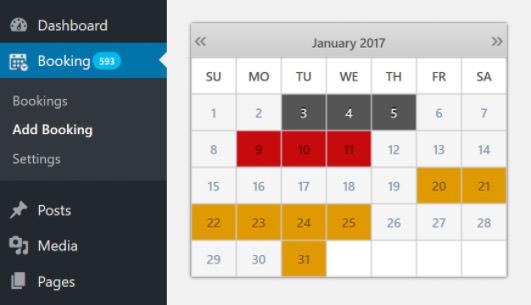 booking-calendar