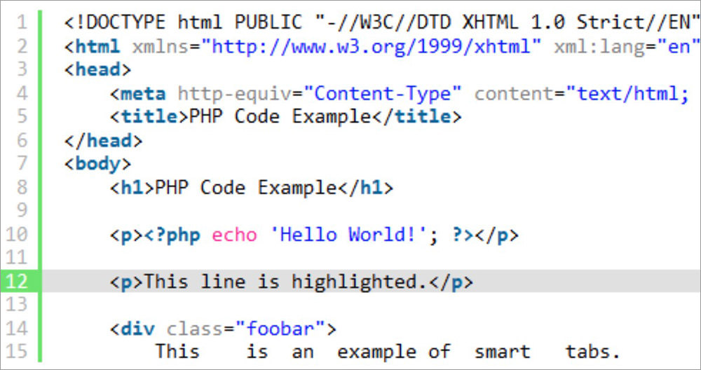 syntax highlight wordpress