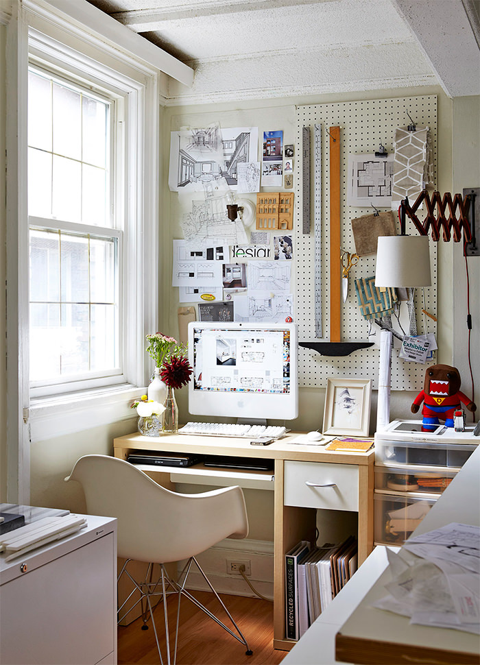 20 neat workspace designs to boost productivity hongkiat Creative home office design