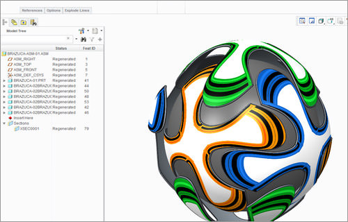 Create A Never-Before-Seen Brazuca