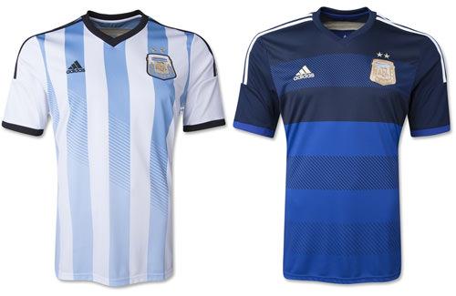 Argentina 2014 Replica Jersey