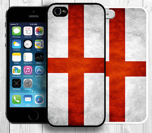 England iPhone 4 / 4S / 5 / 5S Case