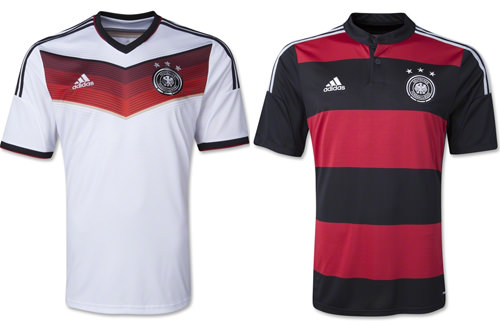 Germany 2014 Replica Jersey