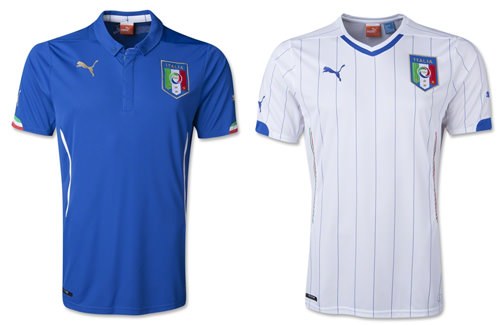 Italy 2014 Replica Jersey