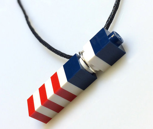 Lego World Cup 2014 Pendants