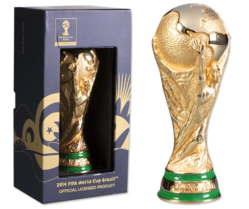 2014 FIFA World Cup Brazil Trophy Replica