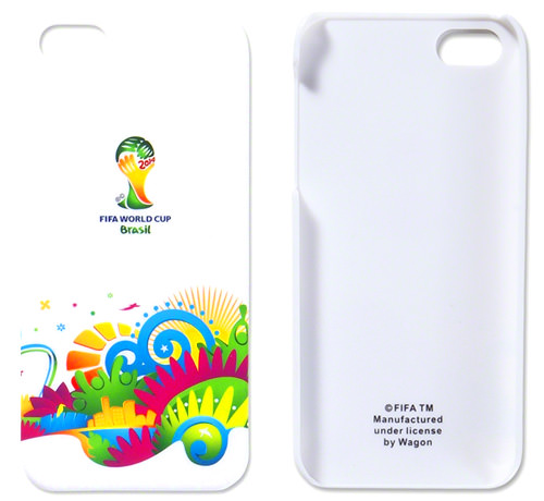 2014 FIFA World Cup Brazil Logo iPhone 5 Case