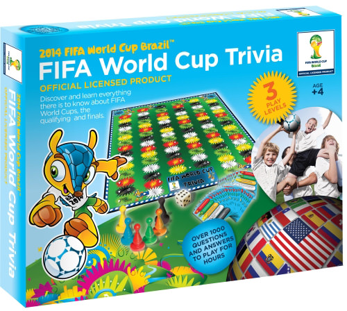 PlayValue FIFA World Cup Trivia
