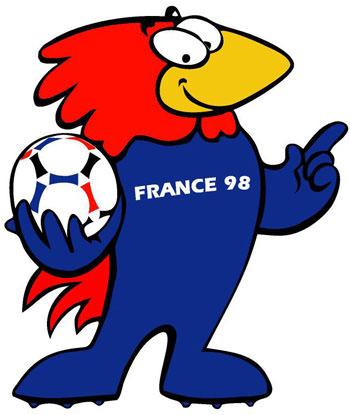 France - Footix (1998)