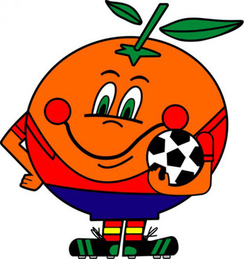 Spain - Naranjito (1982